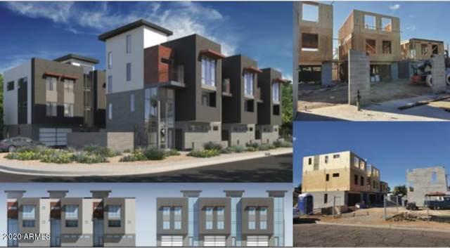 2250 N 28TH Street, Phoenix, AZ 85008 (MLS #6145256) :: Brett Tanner Home Selling Team