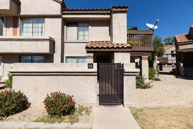 700 E Mesquite Circle O 111, Tempe, AZ 85281 (MLS #6145289) :: Brett Tanner Home Selling Team