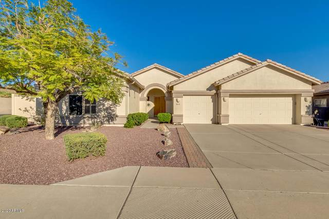 1453 N Bernard, Mesa, AZ 85207 (MLS #6145320) :: NextView Home Professionals, Brokered by eXp Realty