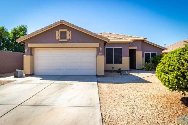 3958 S Seton Avenue, Gilbert, AZ 85297 (MLS #6145375) :: BVO Luxury Group