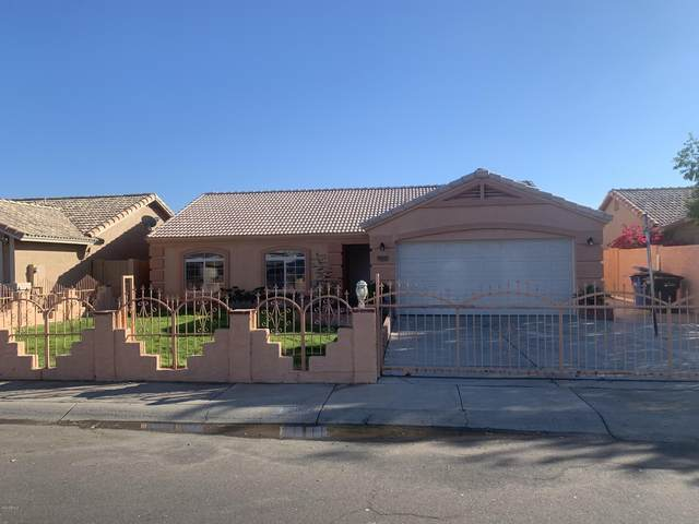 9005 W Vernon Avenue, Phoenix, AZ 85037 (MLS #6145386) :: Power Realty Group Model Home Center
