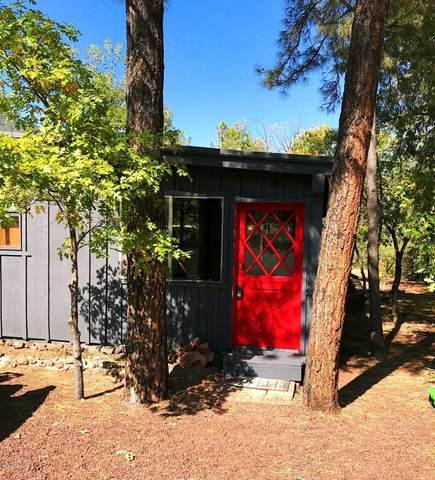 1324 E Beavertail Lane, Pinetop, AZ 85935 (MLS #6145390) :: Conway Real Estate