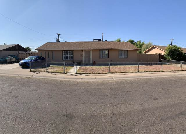 5718 N 61ST Lane, Glendale, AZ 85301 (MLS #6145419) :: Long Realty West Valley