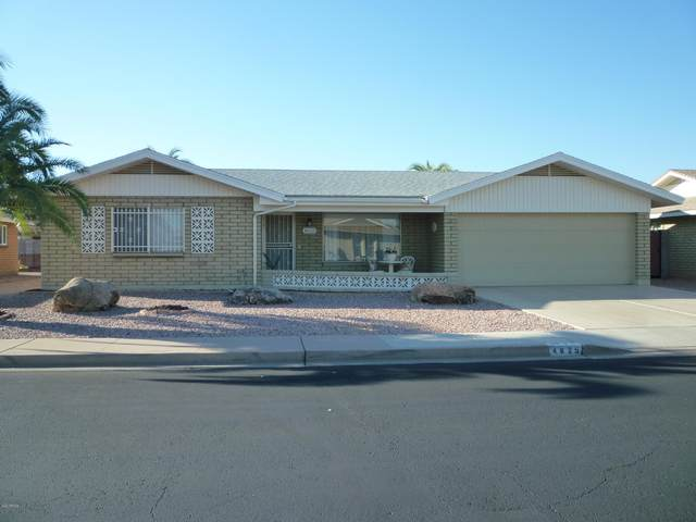 4625 E Carmel Avenue, Mesa, AZ 85206 (MLS #6145429) :: Midland Real Estate Alliance