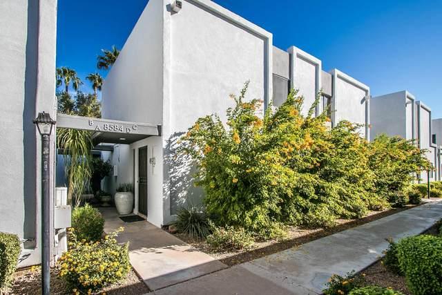 8584 E Indian School Road D, Scottsdale, AZ 85251 (#6145438) :: Luxury Group - Realty Executives Arizona Properties