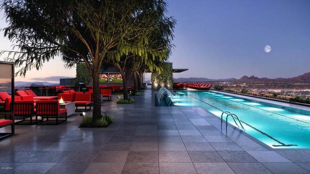 7180 E Kierland Boulevard #1001, Scottsdale, AZ 85254 (MLS #6145464) :: My Home Group
