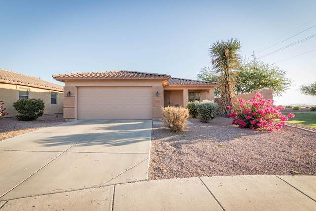 25097 W Dove Circle, Buckeye, AZ 85326 (MLS #6145474) :: TIBBS Realty