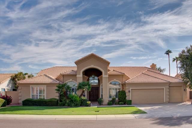 8625 E Dahlia Drive, Scottsdale, AZ 85260 (MLS #6145558) :: D & R Realty LLC