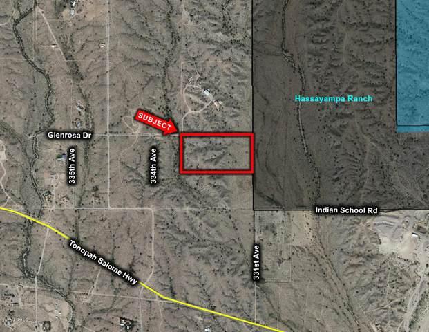 33200 W Glenrosa Avenue, Tonopah, AZ 85354 (MLS #6145581) :: The W Group