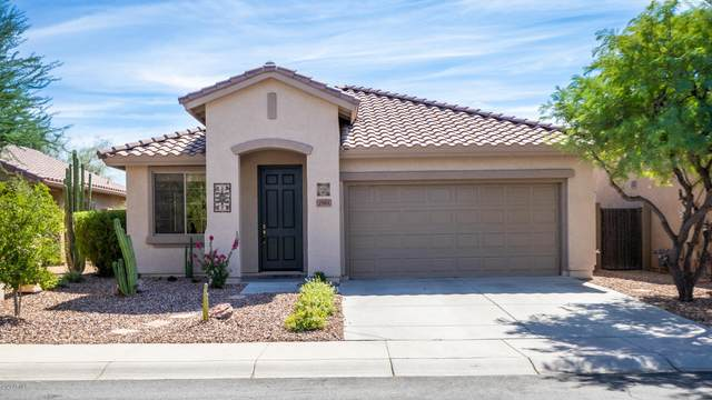 2581 W Bisbee Way, Phoenix, AZ 85086 (MLS #6145582) :: Devor Real Estate Associates