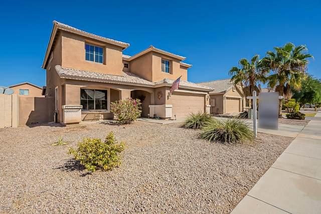 45662 W Long Way, Maricopa, AZ 85139 (MLS #6145589) :: The Daniel Montez Real Estate Group