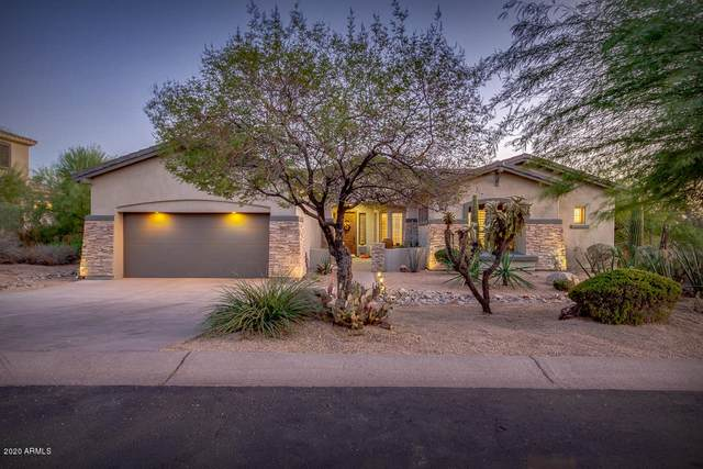 8647 E Nora Street, Mesa, AZ 85207 (MLS #6145627) :: Long Realty West Valley