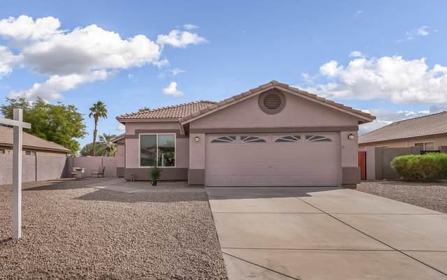 1981 S Spartan Street, Gilbert, AZ 85233 (MLS #6145636) :: Homehelper Consultants
