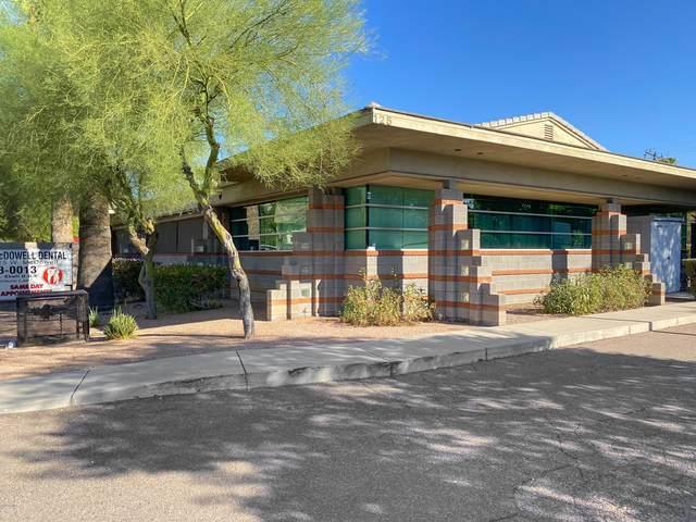 125 W Mcdowell Road, Phoenix, AZ 85003 (MLS #6145637) :: Walters Realty Group