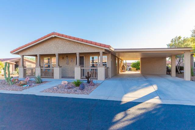 7373 E Us Hwy 60 #168, Gold Canyon, AZ 85118 (MLS #6145647) :: The Everest Team at eXp Realty