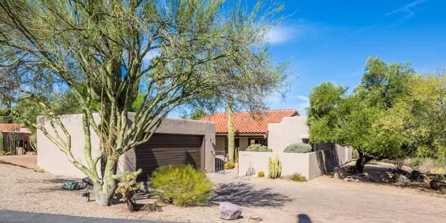 3006 N Ironwood Circle, Carefree, AZ 85377 (MLS #6145669) :: Dijkstra & Co.