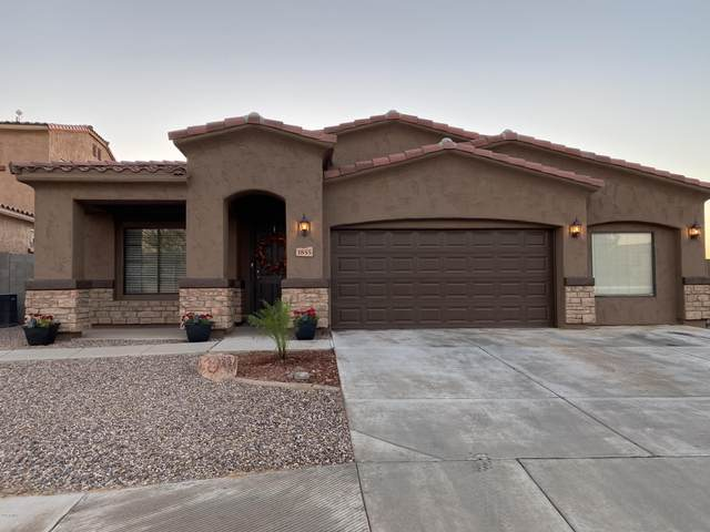 1855 N Westfall Lane, Casa Grande, AZ 85122 (MLS #6145727) :: Lifestyle Partners Team