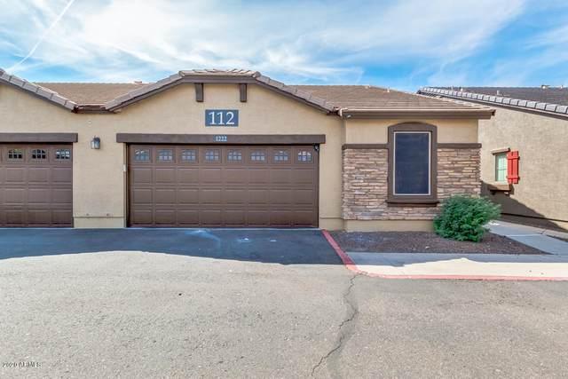 2725 E Mine Creek Road #1222, Phoenix, AZ 85024 (MLS #6145737) :: The Carin Nguyen Team