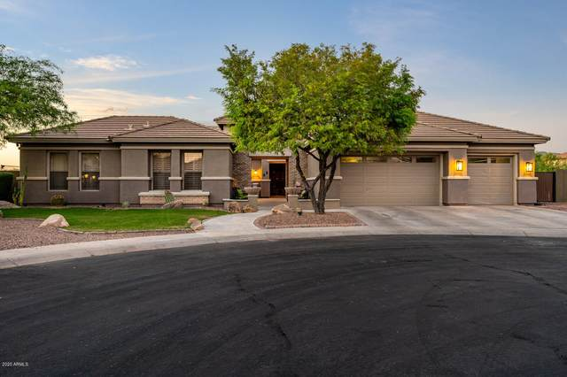 40014 N Maidstone Court, Anthem, AZ 85086 (MLS #6145767) :: neXGen Real Estate