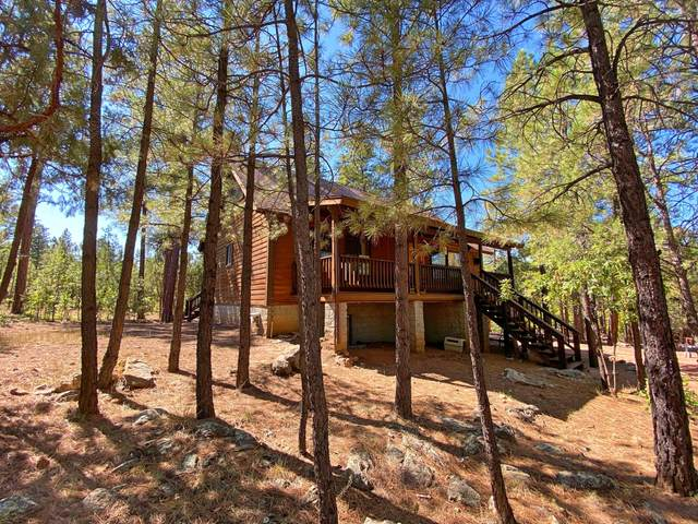 2908 Apache Drive, Happy Jack, AZ 86024 (MLS #6145775) :: The J Group Real Estate | eXp Realty
