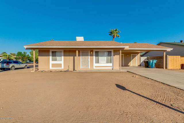 18029 N 34TH Avenue, Phoenix, AZ 85053 (MLS #6145810) :: TIBBS Realty