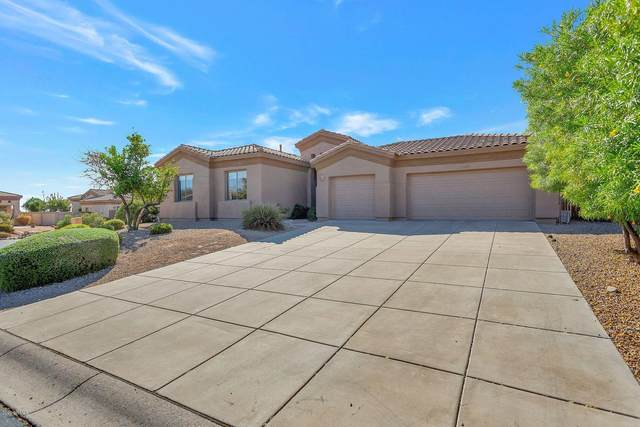 15427 E Hillside Drive, Fountain Hills, AZ 85268 (MLS #6145812) :: BVO Luxury Group