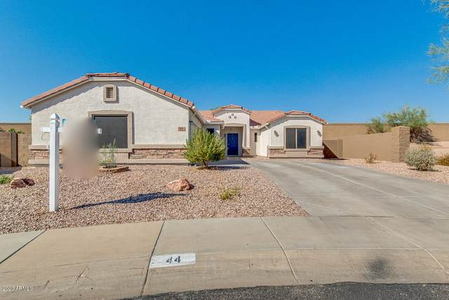 44 S 230TH Drive, Buckeye, AZ 85326 (MLS #6145817) :: D & R Realty LLC