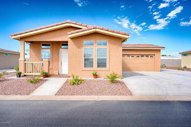 7373 E Us Highway 60 #317, Gold Canyon, AZ 85118 (MLS #6145856) :: The Everest Team at eXp Realty