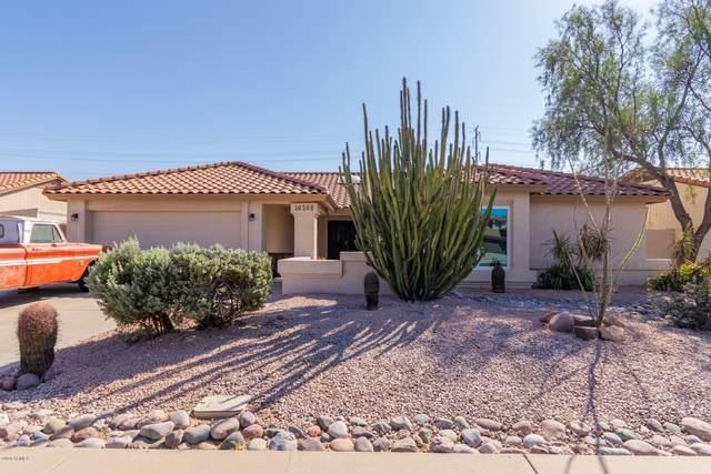 10309 E Becker Lane, Scottsdale, AZ 85260 (MLS #6145866) :: Sheli Stoddart Team | M.A.Z. Realty Professionals