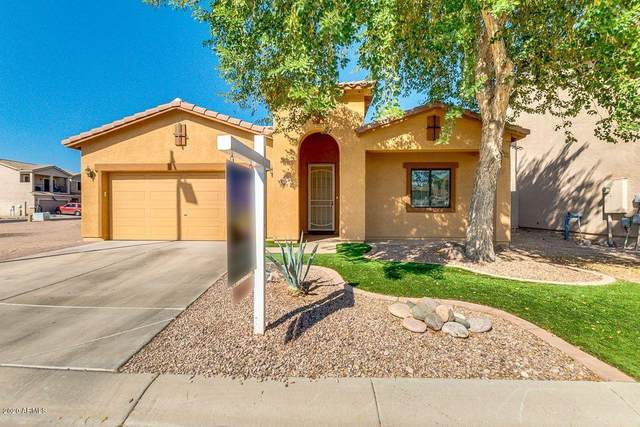 2074 E 29TH Avenue, Apache Junction, AZ 85119 (MLS #6145873) :: Keller Williams Realty Phoenix