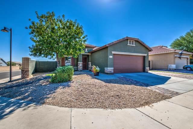 18341 E El Buho Pequeno, Gold Canyon, AZ 85118 (MLS #6145874) :: Lucido Agency