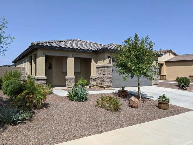 17172 W Orchid Lane, Waddell, AZ 85355 (MLS #6145891) :: Sheli Stoddart Team | M.A.Z. Realty Professionals