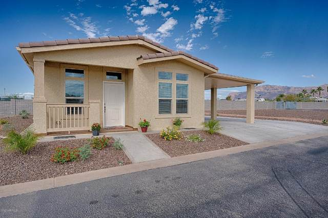 7373 E Us Highway 60 #318, Gold Canyon, AZ 85118 (MLS #6145906) :: The Everest Team at eXp Realty