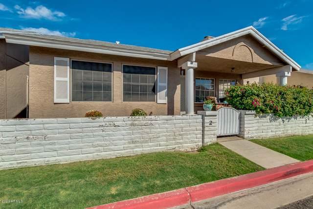 2929 E Broadway Road #2, Mesa, AZ 85204 (MLS #6145928) :: The Property Partners at eXp Realty