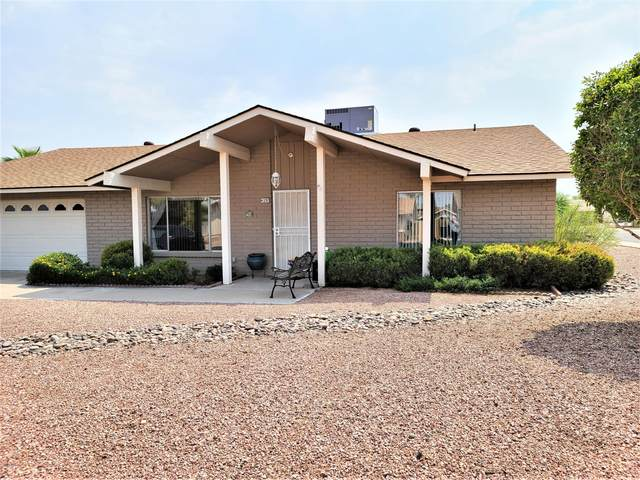4237 E Kiowa Street, Phoenix, AZ 85044 (MLS #6145931) :: The Riddle Group