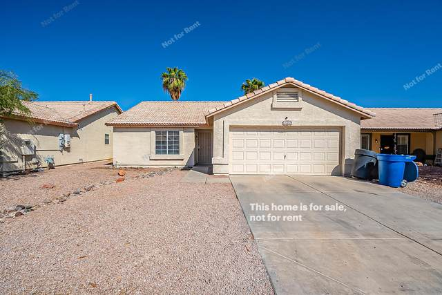 492 E Monterey Street, Chandler, AZ 85225 (MLS #6145936) :: NextView Home Professionals, Brokered by eXp Realty
