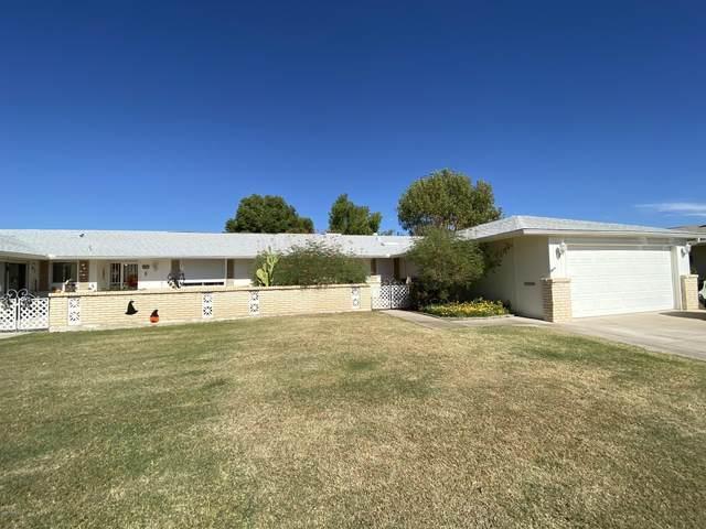 10413 W El Capitan Circle, Sun City, AZ 85351 (MLS #6145966) :: Long Realty West Valley