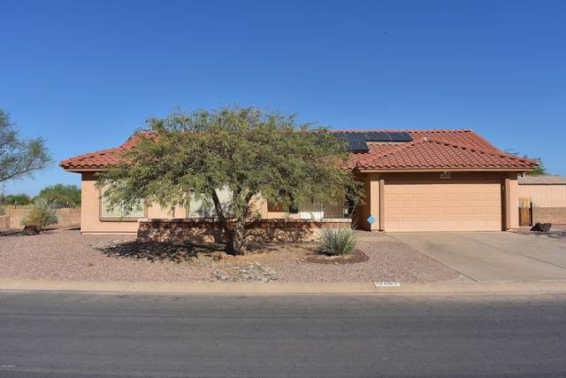 14657 S Brook Hollow Road, Arizona City, AZ 85123 (MLS #6145968) :: Dijkstra & Co.