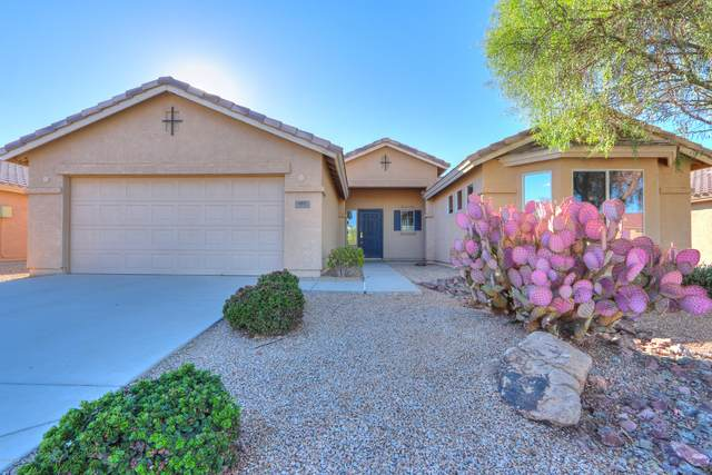 137 S Hancock Trail, Casa Grande, AZ 85194 (MLS #6145990) :: The J Group Real Estate | eXp Realty