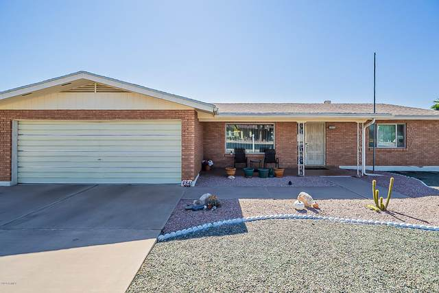 4841 E Calypso Avenue, Mesa, AZ 85206 (MLS #6146028) :: Lifestyle Partners Team