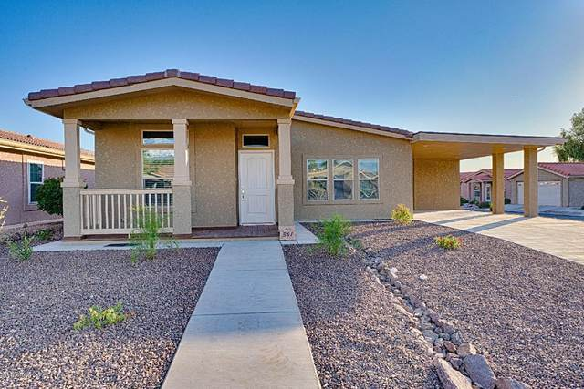 7373 E Us Highway 60 #361, Gold Canyon, AZ 85118 (MLS #6146039) :: The Everest Team at eXp Realty