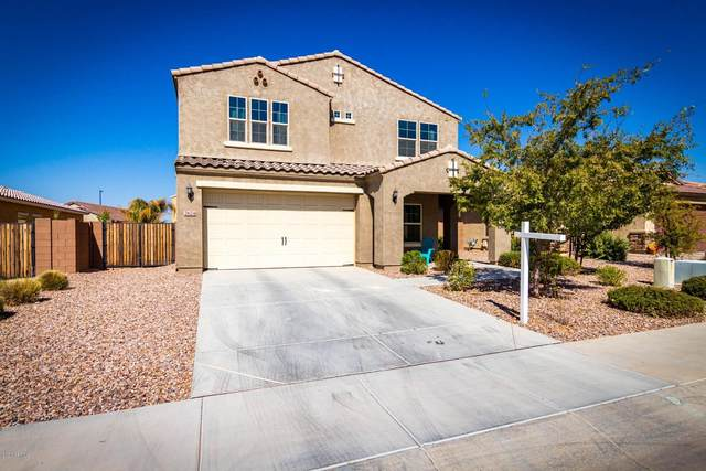 2624 E Mews Road, Gilbert, AZ 85298 (MLS #6146043) :: Openshaw Real Estate Group in partnership with The Jesse Herfel Real Estate Group