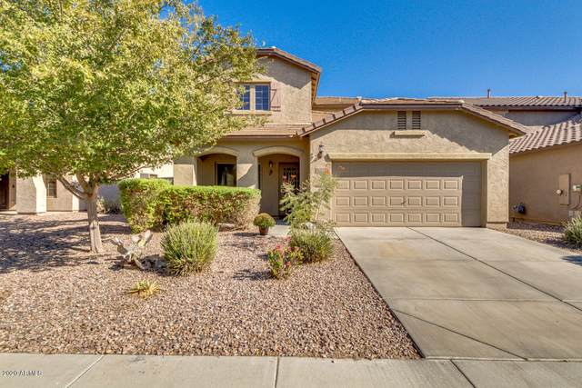 7525 W Pleasant Oak Way, Florence, AZ 85132 (#6146091) :: Long Realty Company