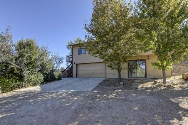 1749 N Rose Quartz Drive, Prescott, AZ 86303 (MLS #6146095) :: Devor Real Estate Associates
