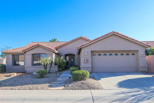 351 W Beechnut Place, Chandler, AZ 85248 (MLS #6146131) :: The J Group Real Estate | eXp Realty