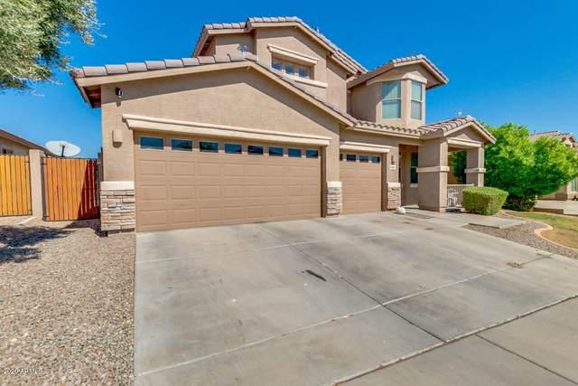8876 W Frier Drive, Glendale, AZ 85305 (MLS #6146177) :: Sheli Stoddart Team | M.A.Z. Realty Professionals