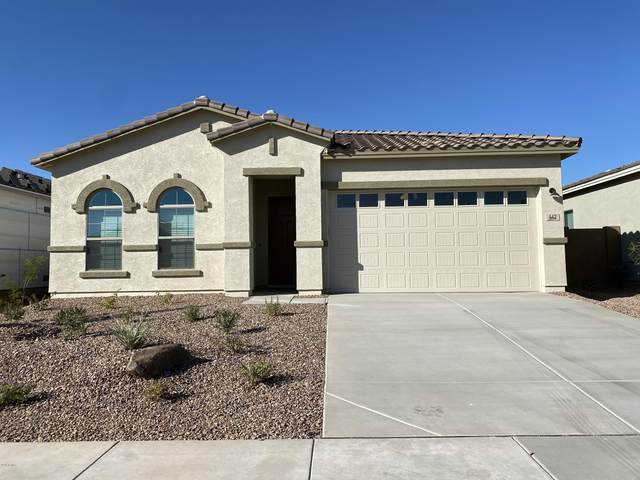 442 W Golden Aspen Drive Drive, San Tan Valley, AZ 85140 (MLS #6146181) :: Lucido Agency