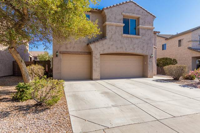 30271 W Crittenden Lane, Buckeye, AZ 85396 (MLS #6146185) :: My Home Group