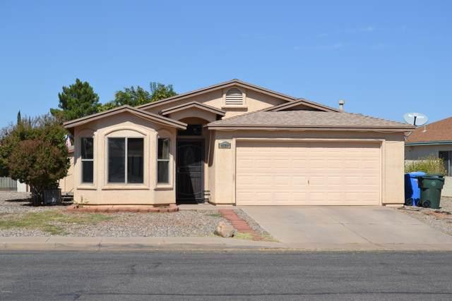 4551 Calle Vista, Sierra Vista, AZ 85635 (MLS #6146207) :: Brett Tanner Home Selling Team