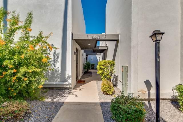 8586 E Indian School Road F, Scottsdale, AZ 85251 (#6146221) :: AZ Power Team | RE/MAX Results